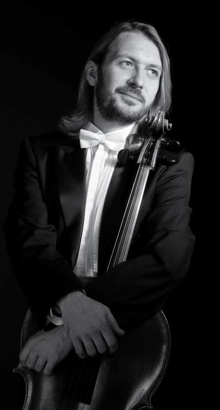 Dragan Đorđević, violončelo